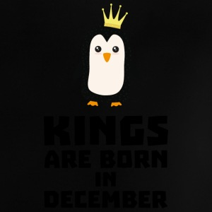 kings born in DECEMBER Sj0a0 Baby Shirts  - Baby T-Shirt