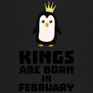kings born in FEBRUARY Syp9b Baby Long Sleeve Shirts - Baby Long Sleeve T-Shirt