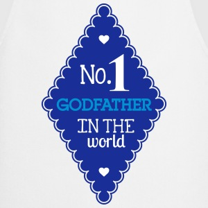 Godfather Pate Parrain Baby Bebe Birth Family  Aprons - Cooking Apron