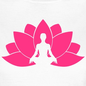 Meditation Buddha - Frauen T-Shirt