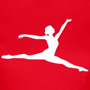 Ballett Dancer - Frauen T-Shirt