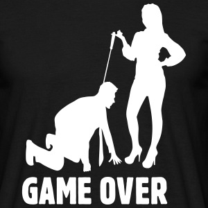 Game Over JGA - Männer T-Shirt