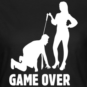 Game Over - Frauen T-Shirt