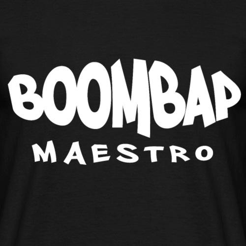 BoomBap Maestro White