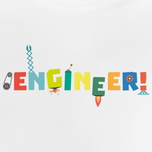 Be an Engineer with Tools S8c69 Baby Shirts  - Baby T-Shirt