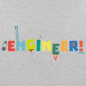 Be an Engineer with Tools S8c69 T-Shirts - Women's V-Neck T-Shirt