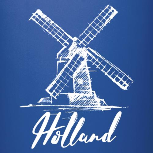 Holland #1 Weiss