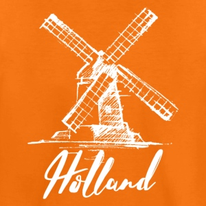 Holland #1 Weiss T-Shirts - Teenager Premium T-Shirt