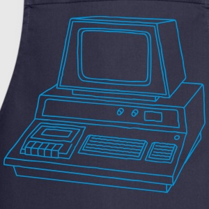 Personal Computer PC  Aprons - Cooking Apron