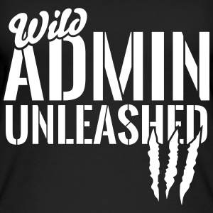 Wild Admin unleashed Tops - Women's Organic Tank Top