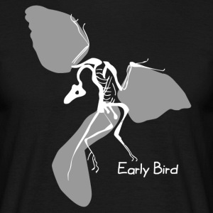 Early Bird T-Shirts - Männer T-Shirt
