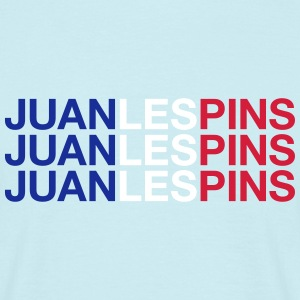 JUAN-LES-PINS - T-skjorte for menn