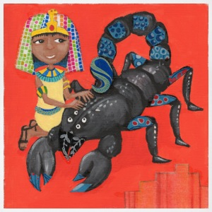 scorpion zodiaque