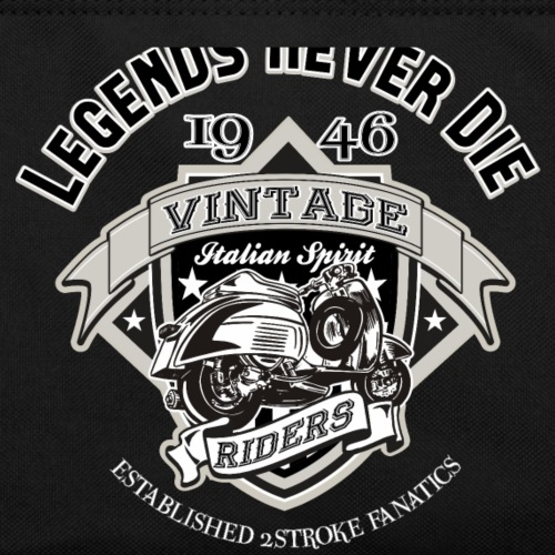 Vintage Riders Blackshirt