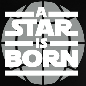 a star is born Babytröjor - Baby-T-shirt