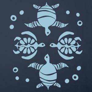 Muster Wasserschildkröten 1