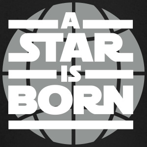 a star is born Tee shirts manches longues Bébés - T-shirt manches longues Bébé