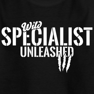 Wild professional unleashed Shirts - Kids' T-Shirt