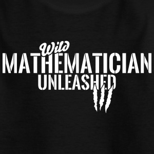 Wilder Mathematiker entfesselt Shirts - Teenager T-shirt