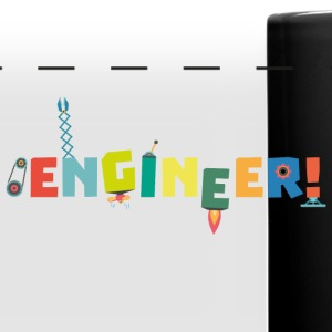 Be an Engineer with Tools S8c69-Design Mugs & Drinkware - Full Color Panoramic Mug