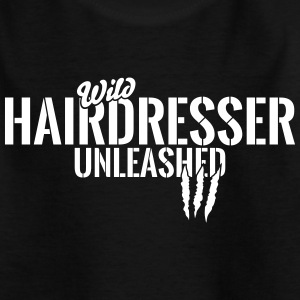 Wilder Friseur entfesselt T-Shirts - Teenager T-Shirt