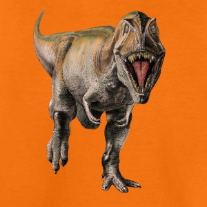 Dinosaur T-shirts - Teenager premium T-shirt