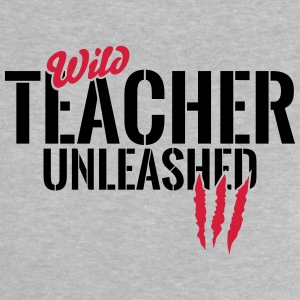 Wild teachers unleashed Baby Shirts  - Baby T-Shirt