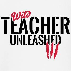 Wild teachers unleashed Baby Long Sleeve Shirts - Baby Long Sleeve T-Shirt