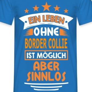 border_collie T-Shirts - Männer T-Shirt