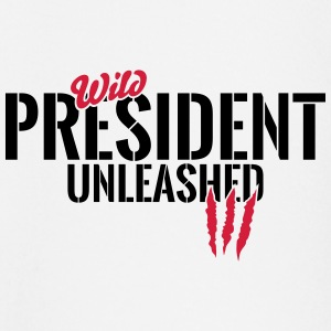 Wild President unleashed Baby Long Sleeve Shirts - Baby Long Sleeve T-Shirt