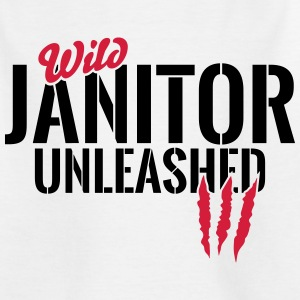 Wild gatekeeper unleashed Shirts - Teenage T-shirt