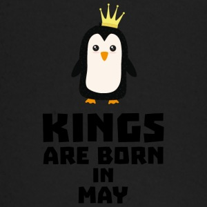 kings born in MAY S8l1m Baby Long Sleeve Shirts - Baby Long Sleeve T-Shirt