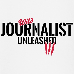 Wild journalist unleashed Baby Long Sleeve Shirts - Baby Long Sleeve T-Shirt