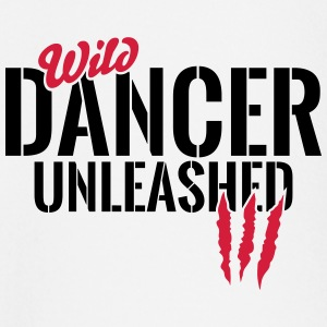 Wild dancer unleashed Baby Long Sleeve Shirts - Baby Long Sleeve T-Shirt