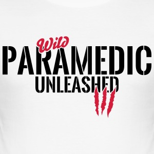 Wild Medic unleashed T-Shirts - Men's Slim Fit T-Shirt