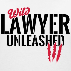 Wild law unleashed T-Shirts - Women's V-Neck T-Shirt