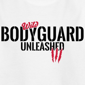 Vilde bodyguard unleashed T-shirts - Teenager-T-shirt
