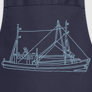 Fishing boat  Aprons - Cooking Apron