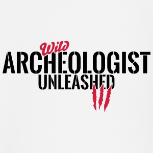 Wild archaeologist unleashed Baby Long Sleeve Shirts - Baby Long Sleeve T-Shirt