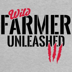 Wild farmer unleashed Baby Shirts  - Baby T-Shirt