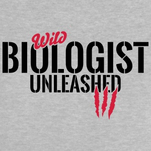 Wild biologist unleashed Baby Shirts  - Baby T-Shirt