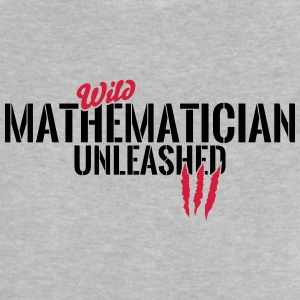 Wild mathematician unleashed Baby Shirts  - Baby T-Shirt