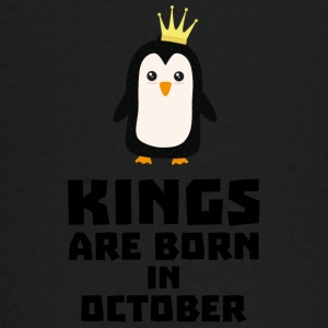 kings born in OCTOBER Sy5jt Baby Long Sleeve Shirts - Baby Long Sleeve T-Shirt