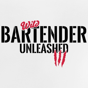 Wild bartender unleashed Baby Shirts  - Baby T-Shirt
