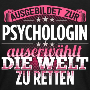 PSYCHOLOGIN - Die Auserwählte - Frauen T-Shirt
