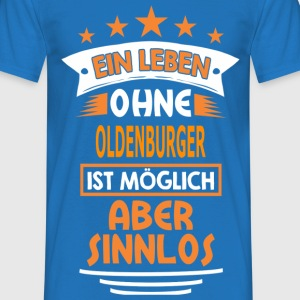 oldenburger T-Shirts - Männer T-Shirt