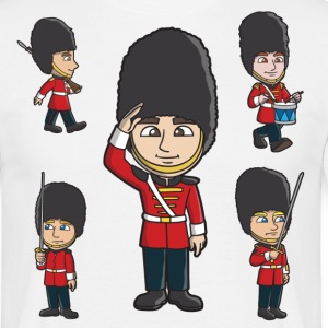 Queens Guards - Men's T-Shirt