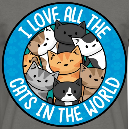 I love all the cats