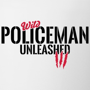 Wild COP unleashed Mugs & Drinkware - Mug
