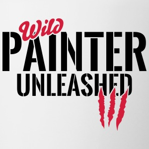Wild painter unleashed Mugs & Drinkware - Mug